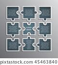 인포그래픽, 정보, 자료 45463840