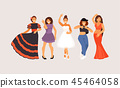 Dance styles vector 45464058