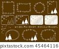 矢量圖 聖誕季節 聖誕節期 45464116