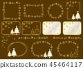 矢量圖 聖誕季節 聖誕節期 45464117