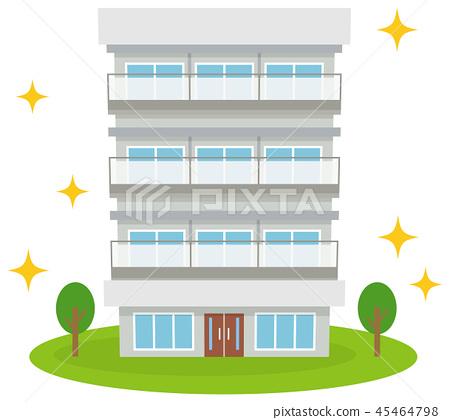 주택 관련 이미지 45464798