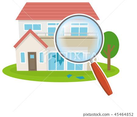 住房相關形象 45464852