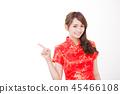 차이나 드레스 여성 45466108