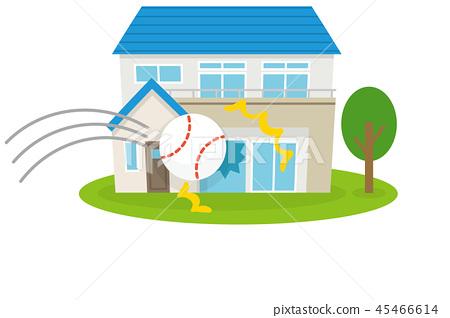주택 관련 이미지 45466614