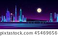 city bridge moon 45469656