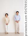 高级夫妇肖像 45470935