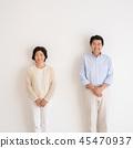 高级夫妇肖像 45470937