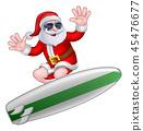 圣诞老人 圣诞老公公 圣诞节 45476677