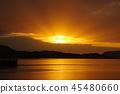 แสงอาทิตย์,ท้องฟ้า,มหาสมุทร 45480660