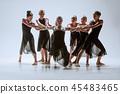 ballet, dancer, dance 45483465
