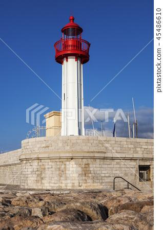 Menton lighthouse 45486610