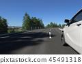 road, vehicle, automobile 45491318
