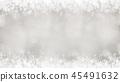 背景 - 雪 - 聖誕節 - 銀 - 金蔥 45491632