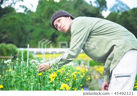 Floriculture agriculture men 45492121