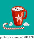 chocolate cocoa marshmallow 45500178