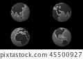 earth, globe, world 45500927