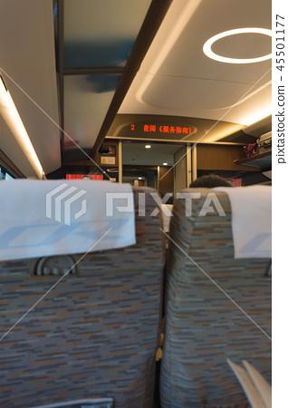 中國復興號高速火車內部裝飾 45501177