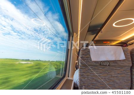 中國復興號高速火車內部裝飾 45501180