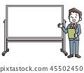 商務白板 45502450