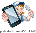 mechanic, man, plumber 45504340