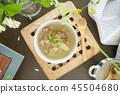 Winter melon Soup,Asian Food,Homemade food,Soup 45504680