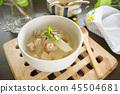 Winter melon Soup,Asian Food,Homemade food,Soup 45504681