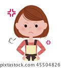 女性的憤怒 45504826