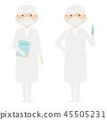 研究人員 白衣 白袍 45505231