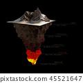 earth, layers, rocks 45521647
