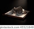 Mountain landscape, nature background 45521648