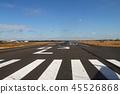 활주로, 비행장, 공항 45526868