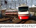도부 철도, 열차, 전차 45527327