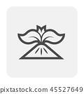 grass gardening icon 45527649