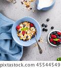 granola cereal food 45544549