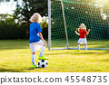 soccer, football, ball 45548735