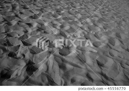 Desert sand 45556770