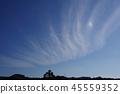 เมฆ,สายรุ้ง,ท้องฟ้า 45559352