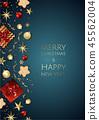 christmas, xmas, decoration 45562004