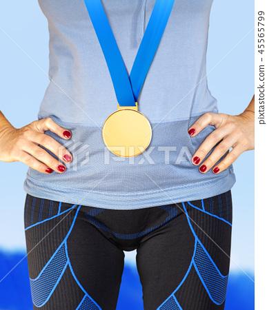 sportswear of winner 45565799