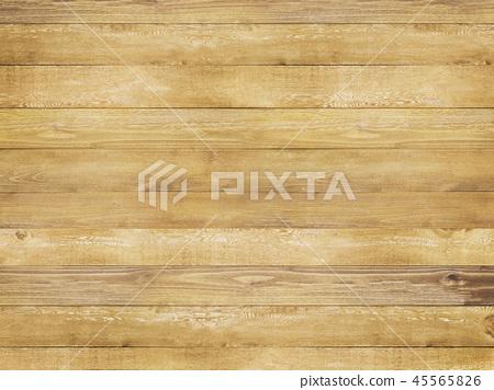 背景板木紋茶 45565826