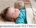 baby, boy, sleep 45573623