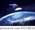 人造衛星地球日本GPS通信網絡 45579618