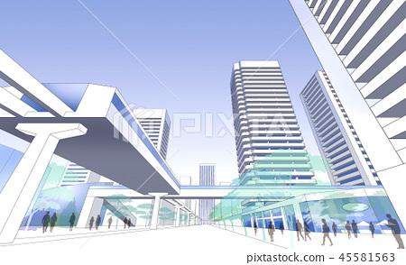 New city 45581563