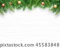 คริสต์มาส,คริสมาส,ต้นสน 45583848