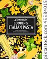 pasta italian food 45584015