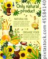 oil sunflower coconut 45584140