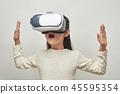 兒童,虛擬現實,VR體驗 45595354