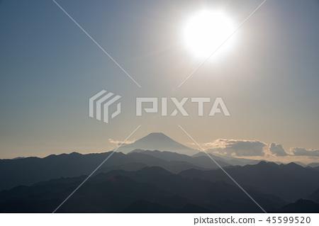 富士山 45599520