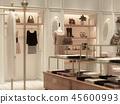服裝 商行 商店 45600993