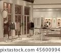 服裝 商行 商店 45600994